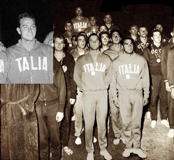 1960 Italy ROME 1def
