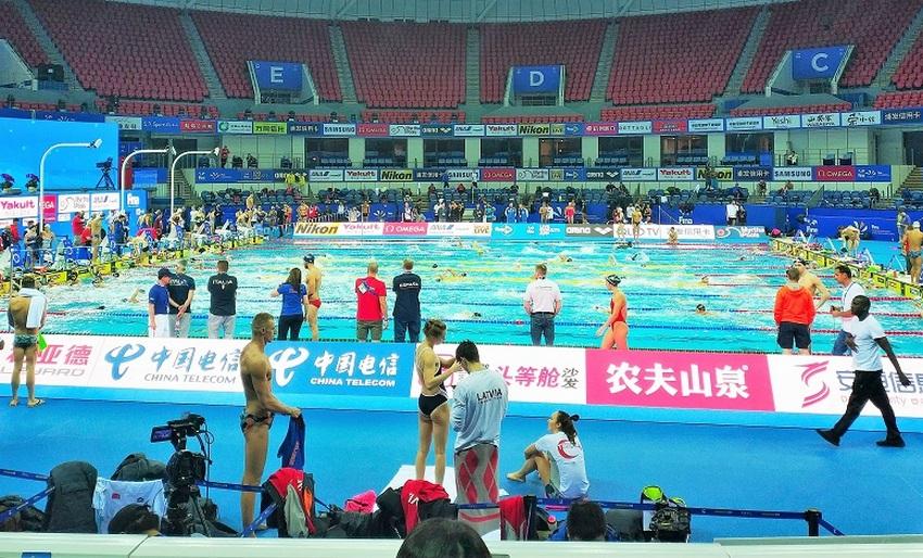 Vasca Da Nuoto : Al via i mondiali in vasca corta di hangzhou da domani in gara