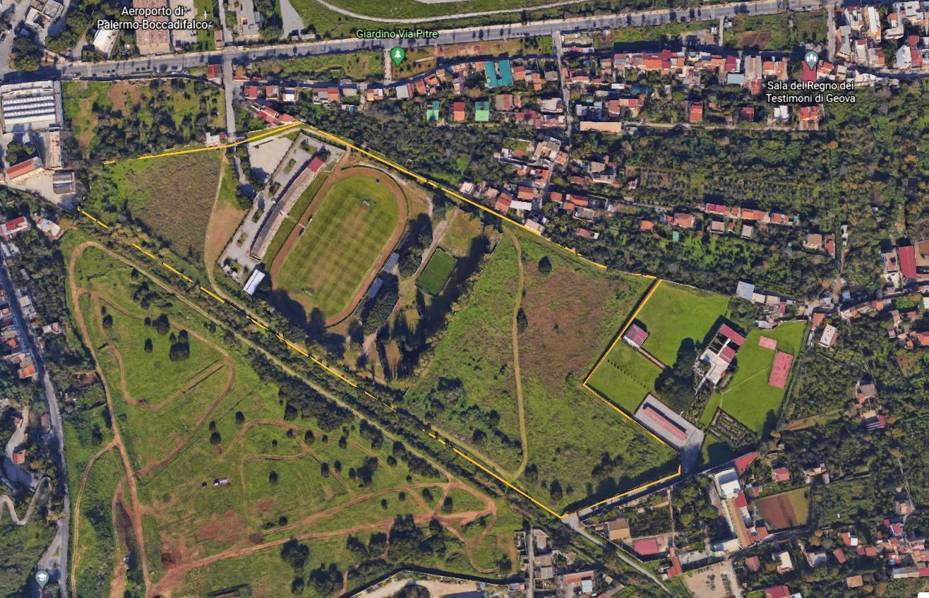 area Palermo