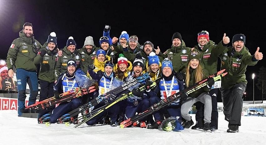 Squadra Biathlon 2020
