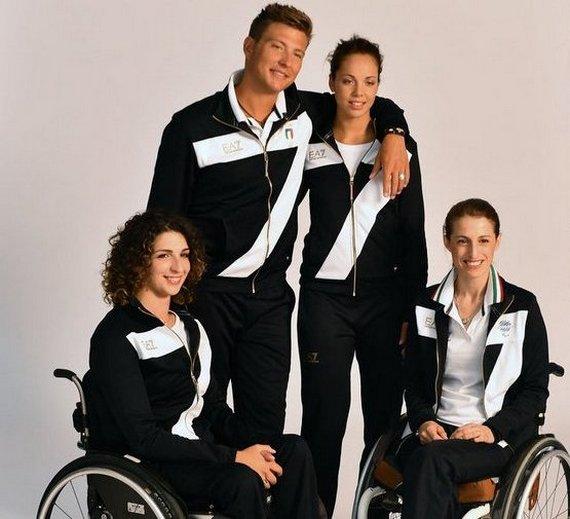 99a97f38fe Presentata la divisa olimpica e paralimpica di Armani per Rio 2016