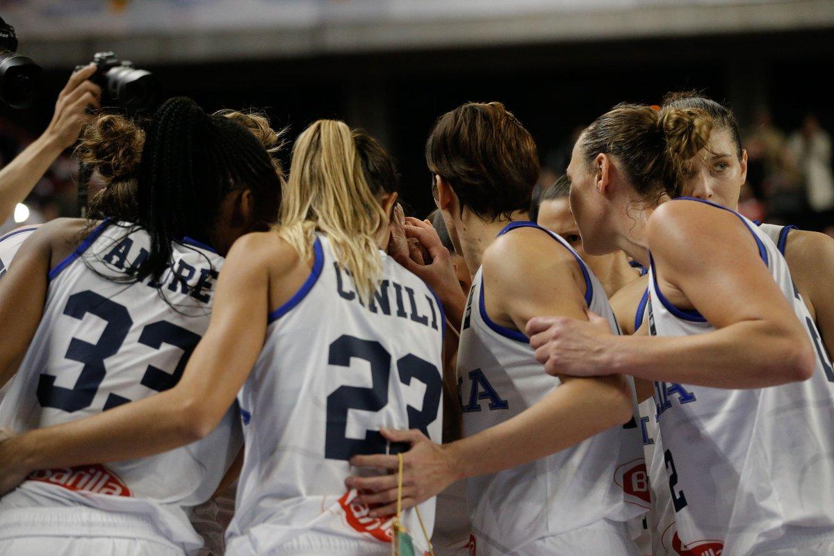 Sorteggio Europei femminili: Italia nel girone C con Ungheria, Turchia e  Slovenia