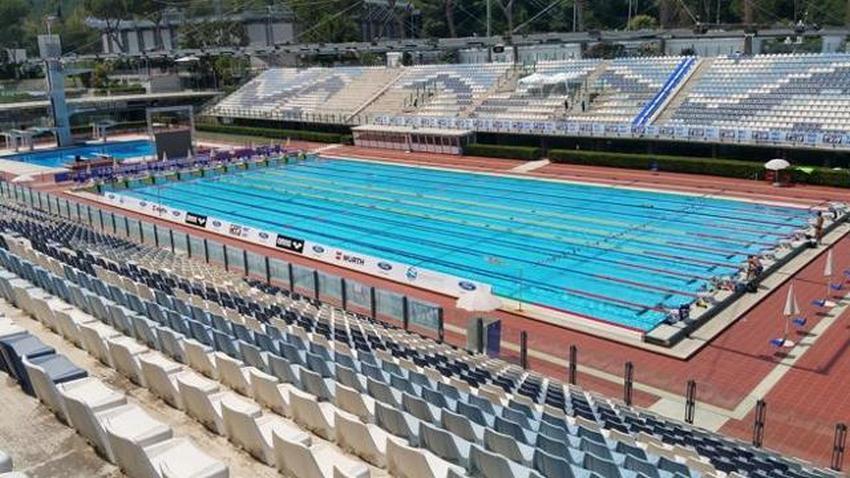 piscina foro italico