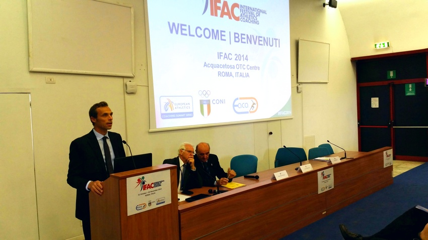 Conferenza Mondiale di Coaching all'Acqua Acetosa. Malagò e Mornati: orgogliosi dell'evento