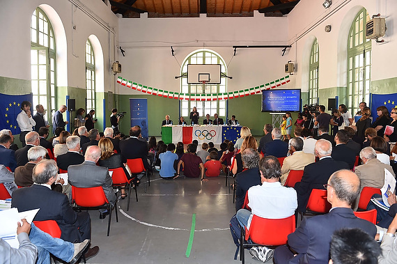 Coni Sport di Classe Foto Mezzelani GMT026