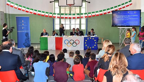 Coni Sport di Classe Foto Mezzelani GMT027