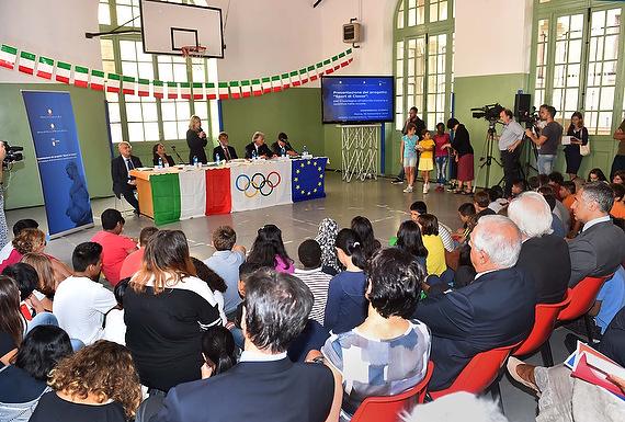 Coni Sport di Classe Foto Mezzelani GMT028