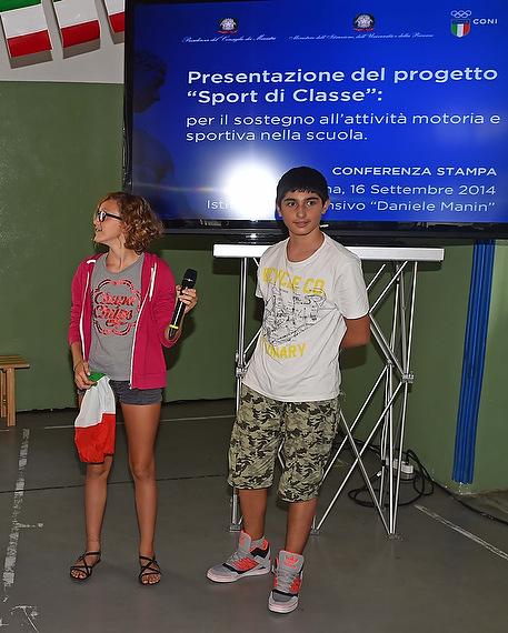 Coni Sport di Classe Foto Mezzelani GMT040