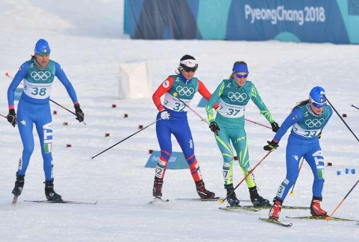 15 km skiatlon