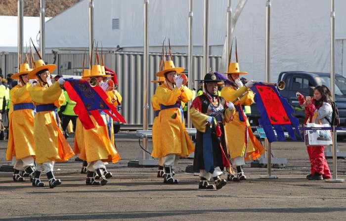 05 Welcome Ceremony Ferraro-Pagliaricci - GMT