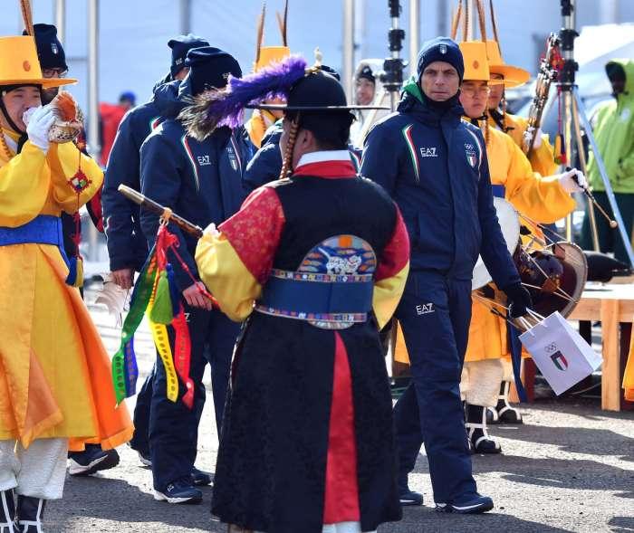 08 Welcome Ceremony Ferraro-Pagliaricci - GMT