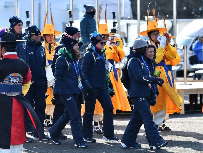 12 Welcome Ceremony Ferraro-Pagliaricci - GMT