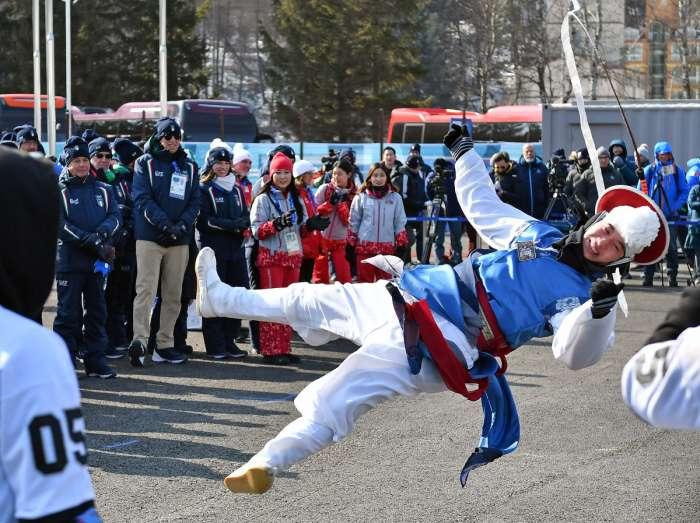 180208 4 Welcome Ceremony Ferraro-Pagliaricci - GMT