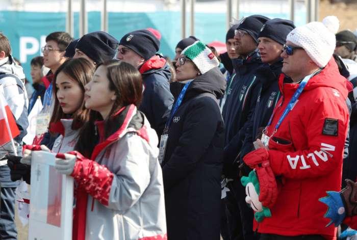 25 Welcome Ceremony Ferraro-Pagliaricci - GMT