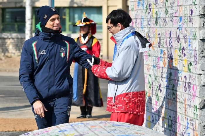 39c Welcome Ceremony Ferraro-Pagliaricci - GMT