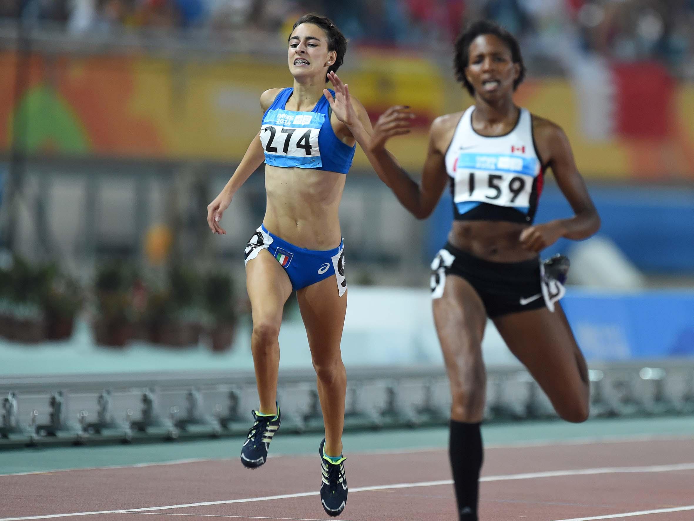 Atletica donne 400 metri 03