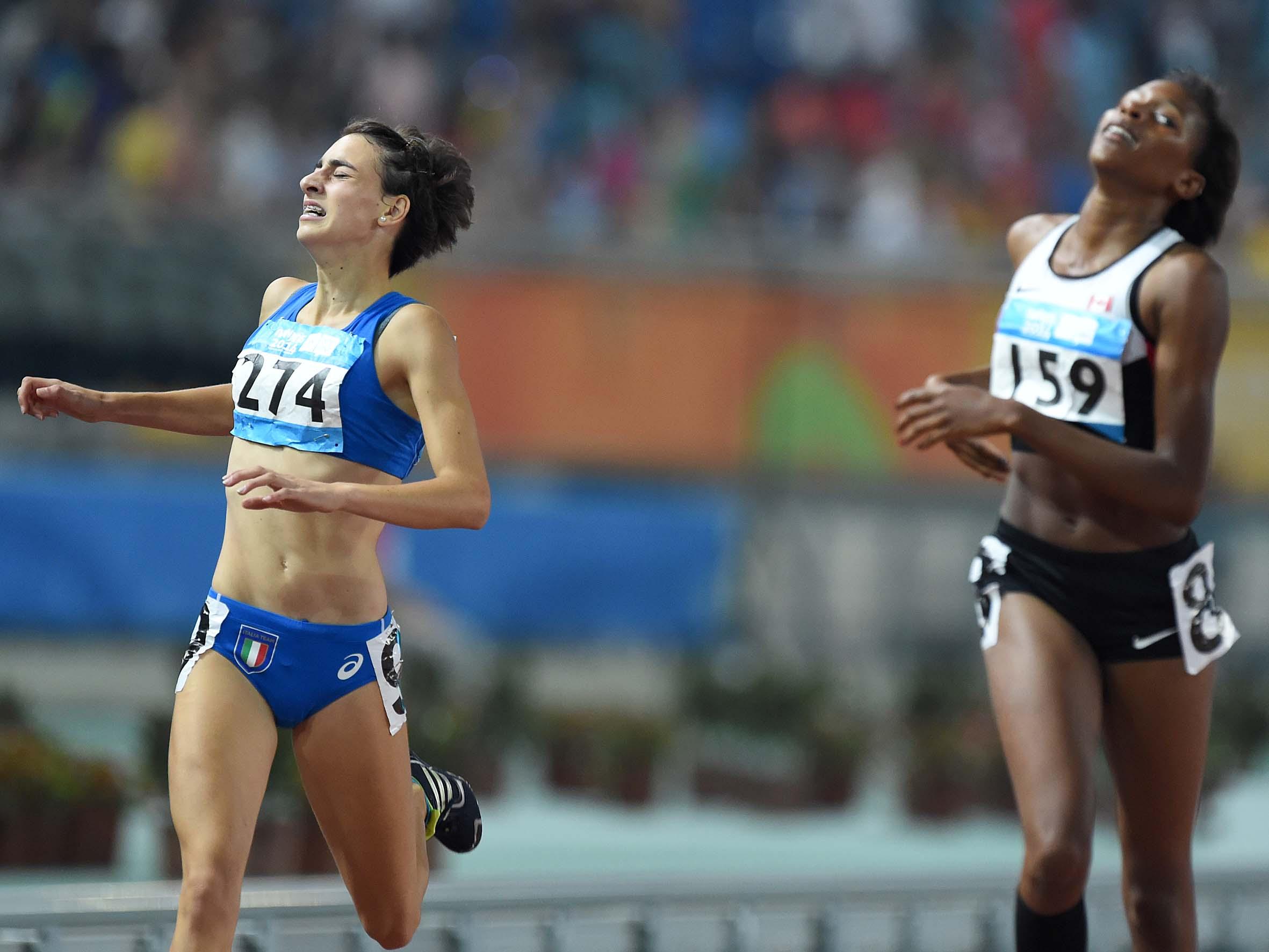 Atletica donne 400 metri 04