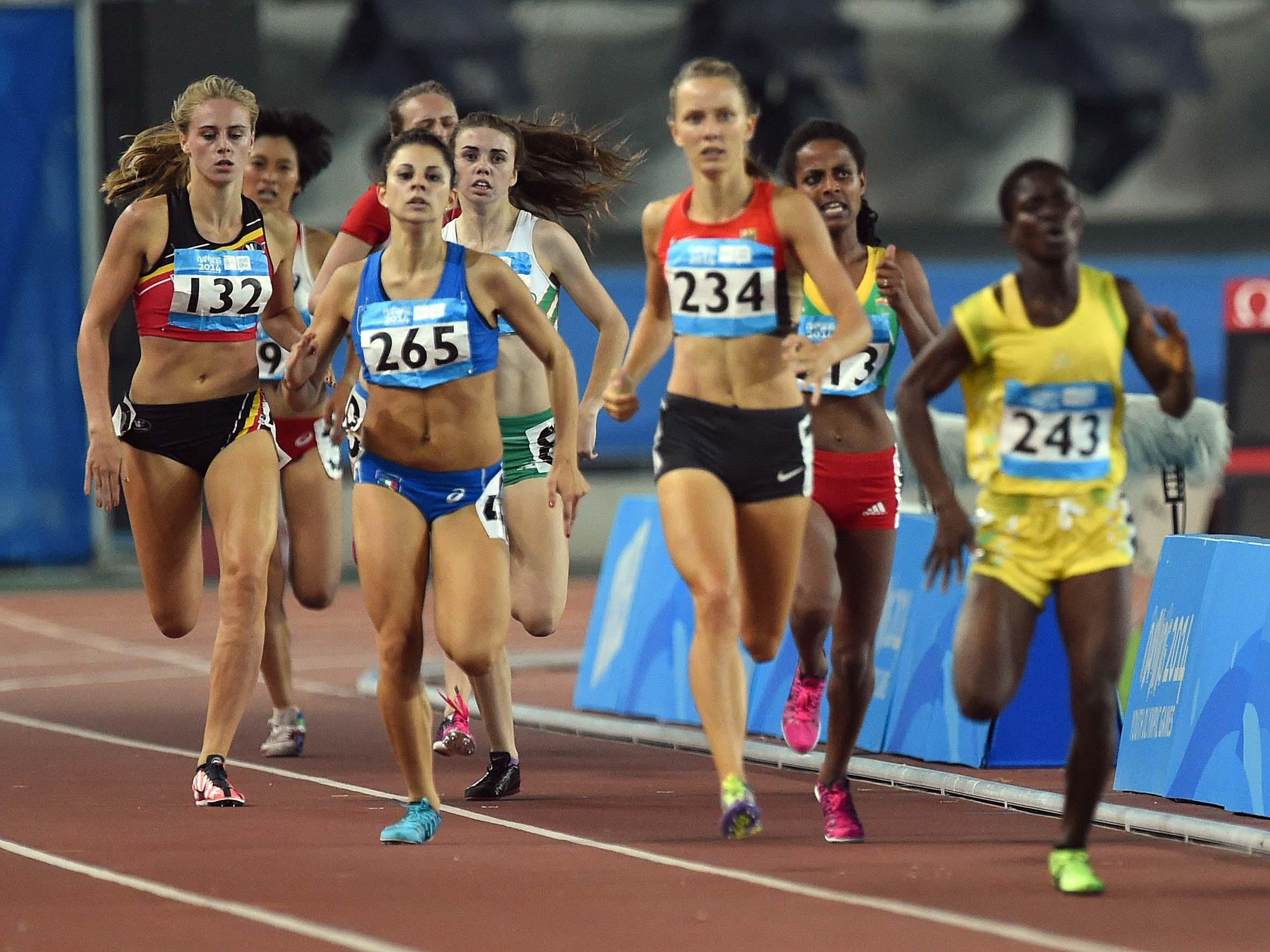 Atletica Donne 800 metri 01