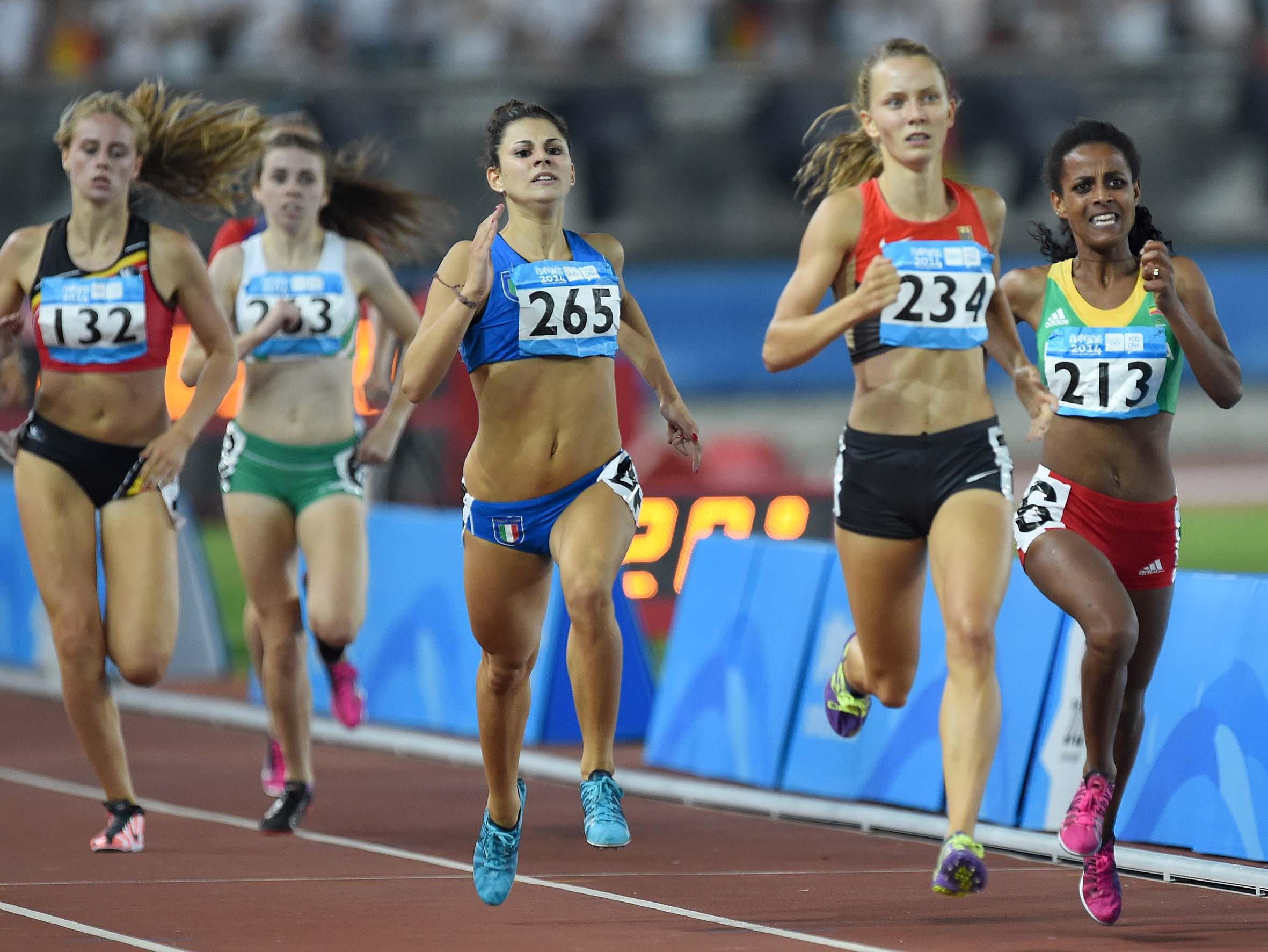 Atletica Donne 800 metri 02