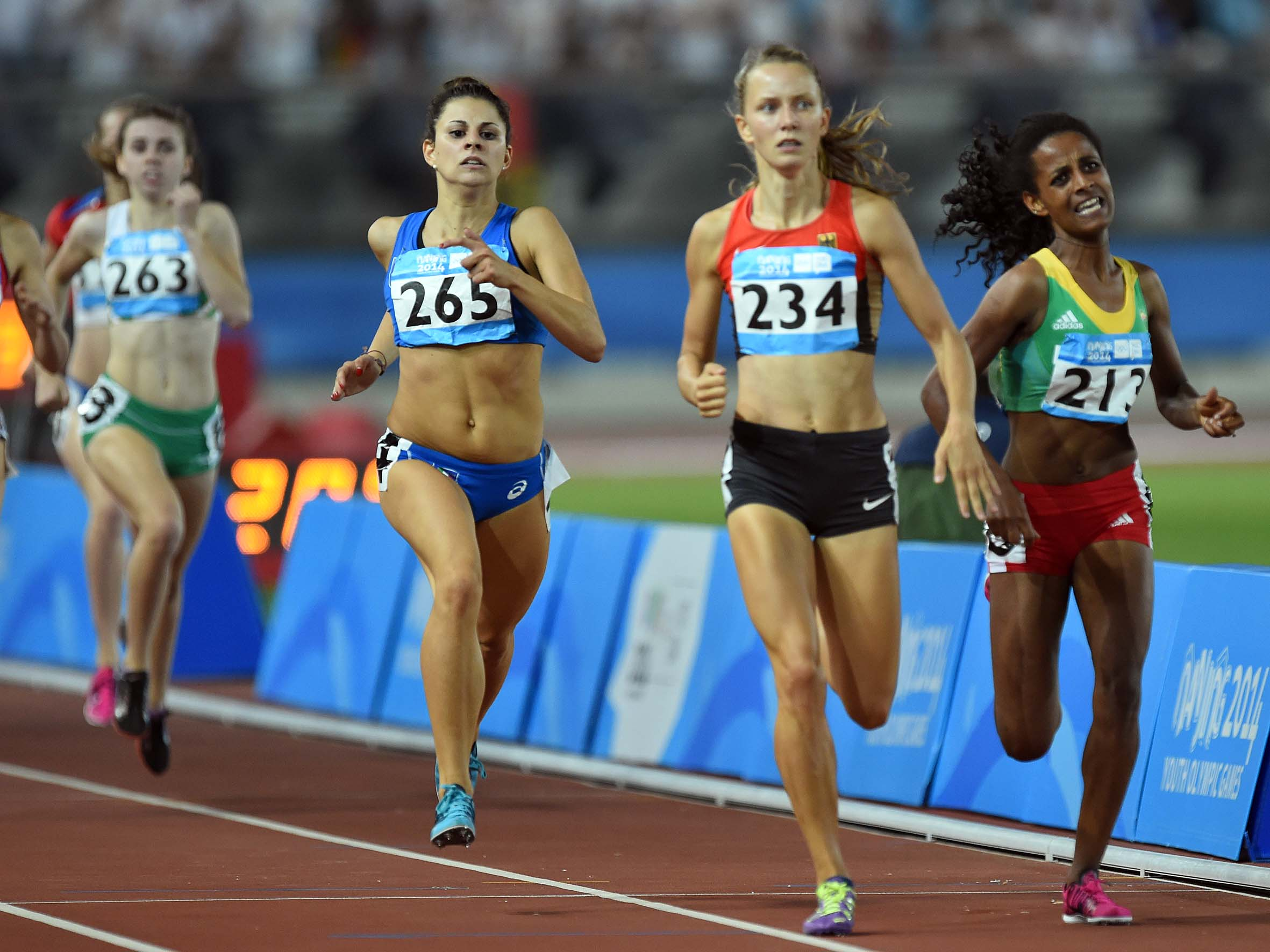Atletica Donne 800 metri 03