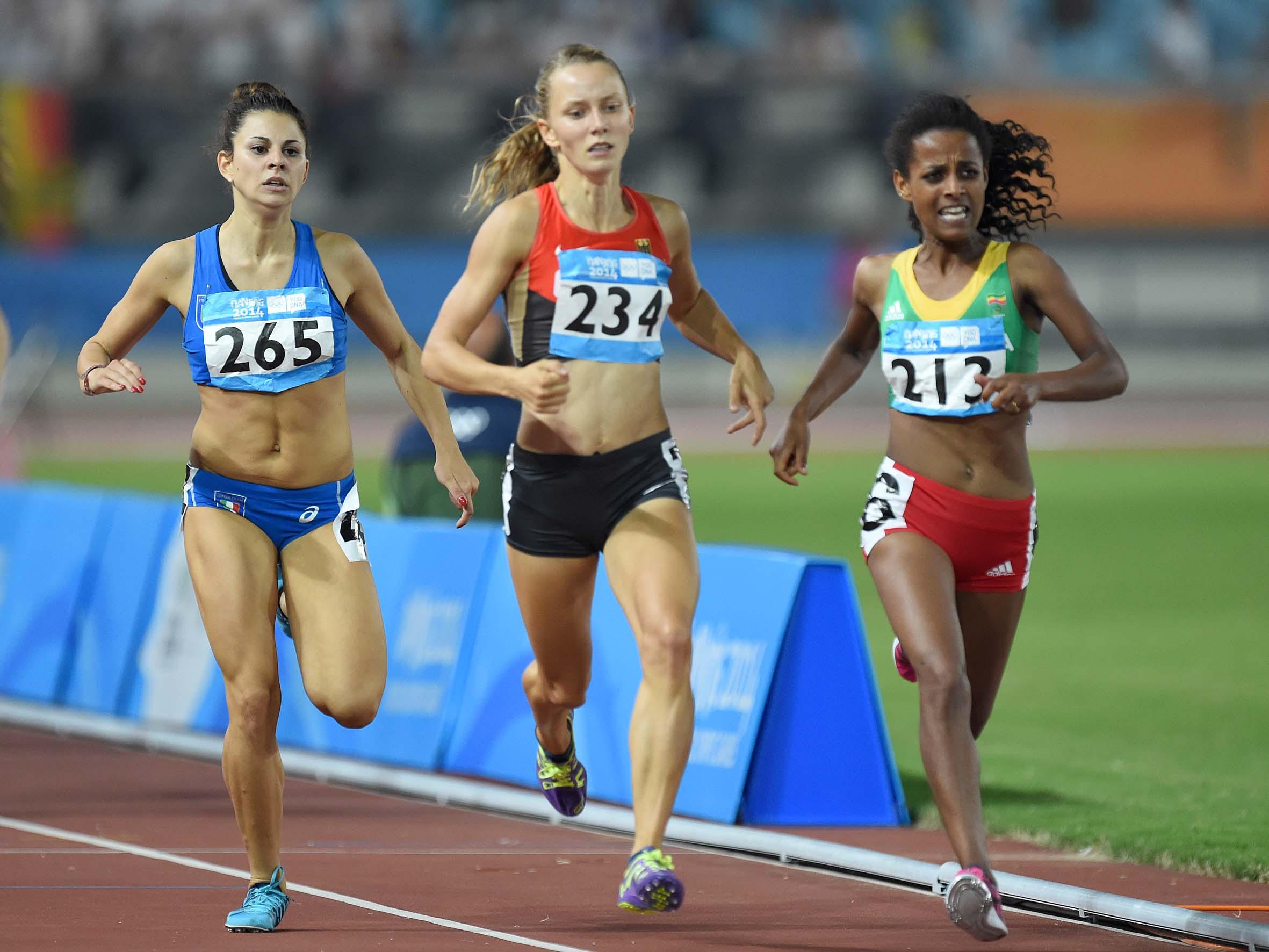 Atletica Donne 800 metri 04