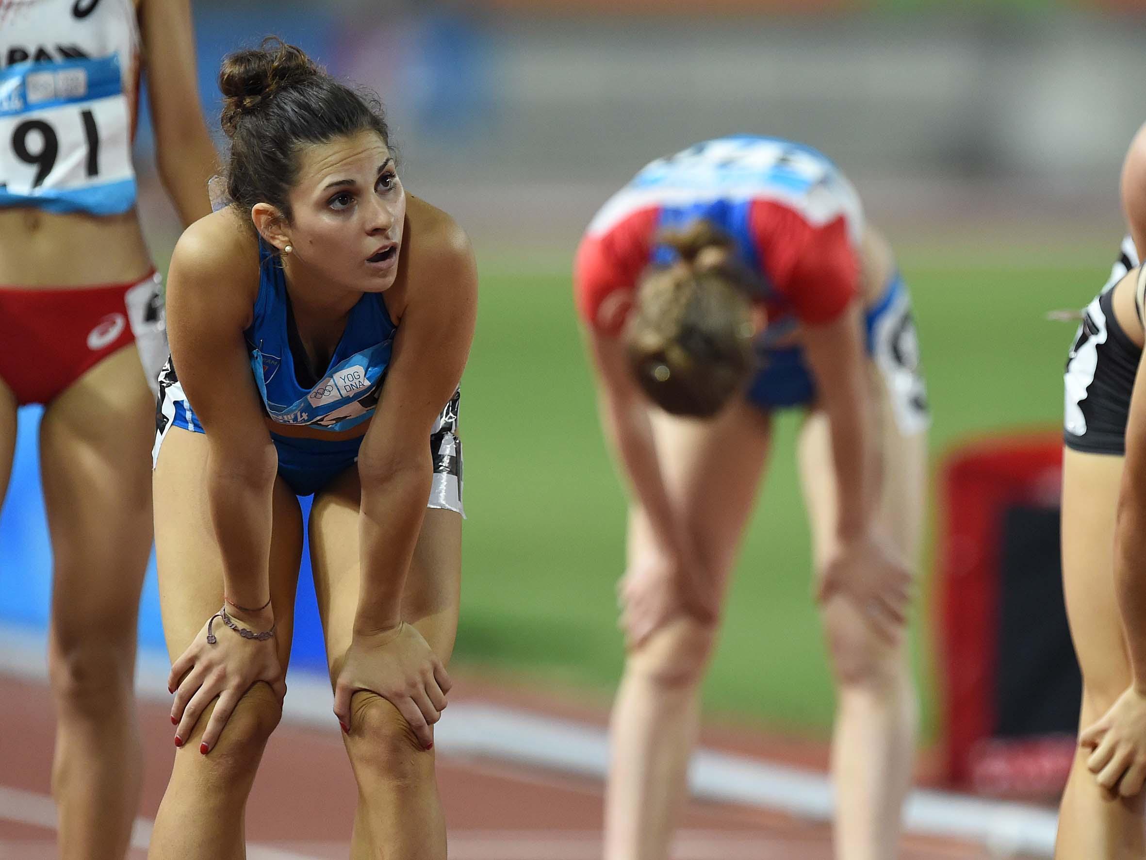 Atletica Donne 800 metri 06