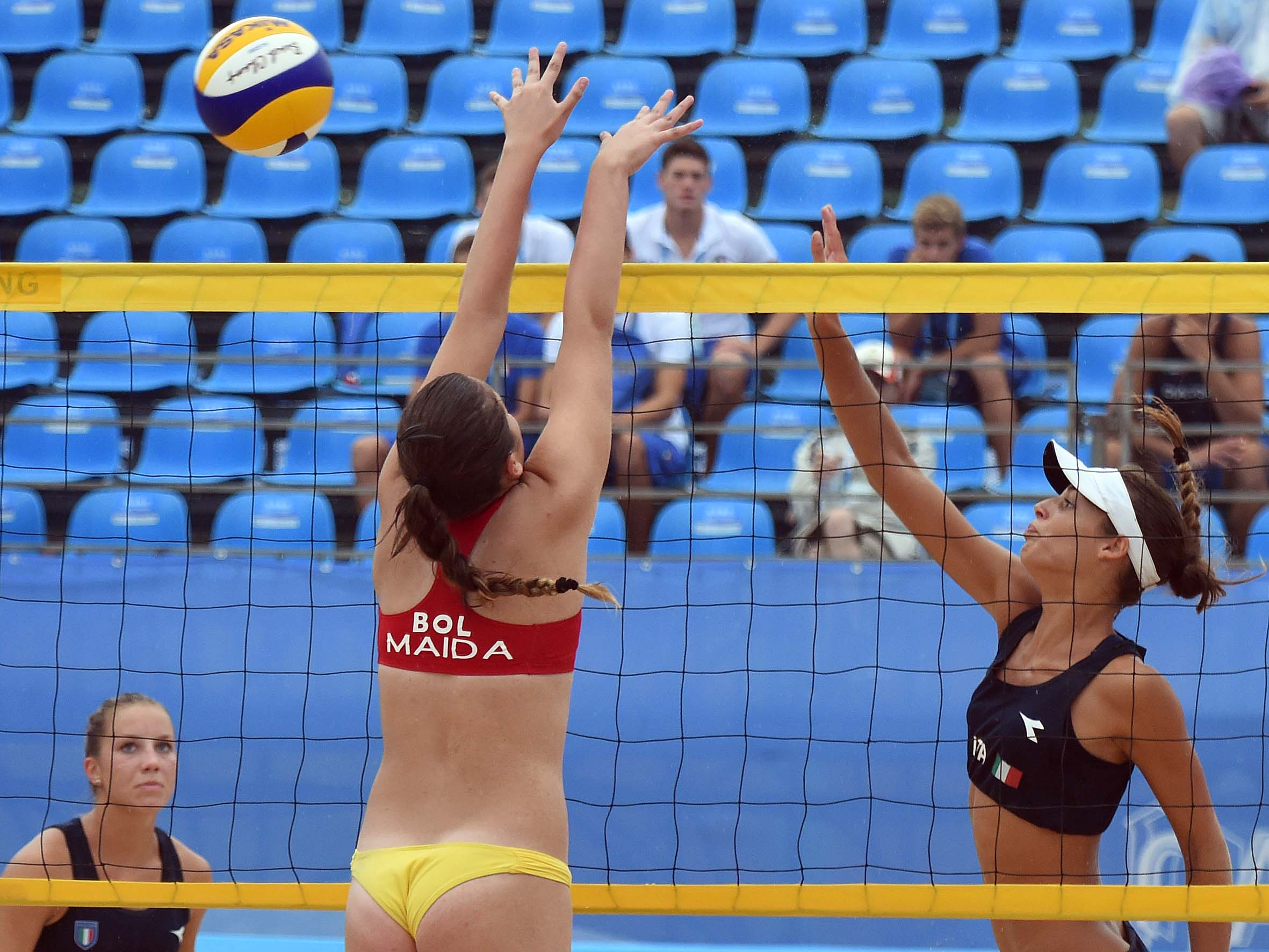 Beach Volley Femminile 38