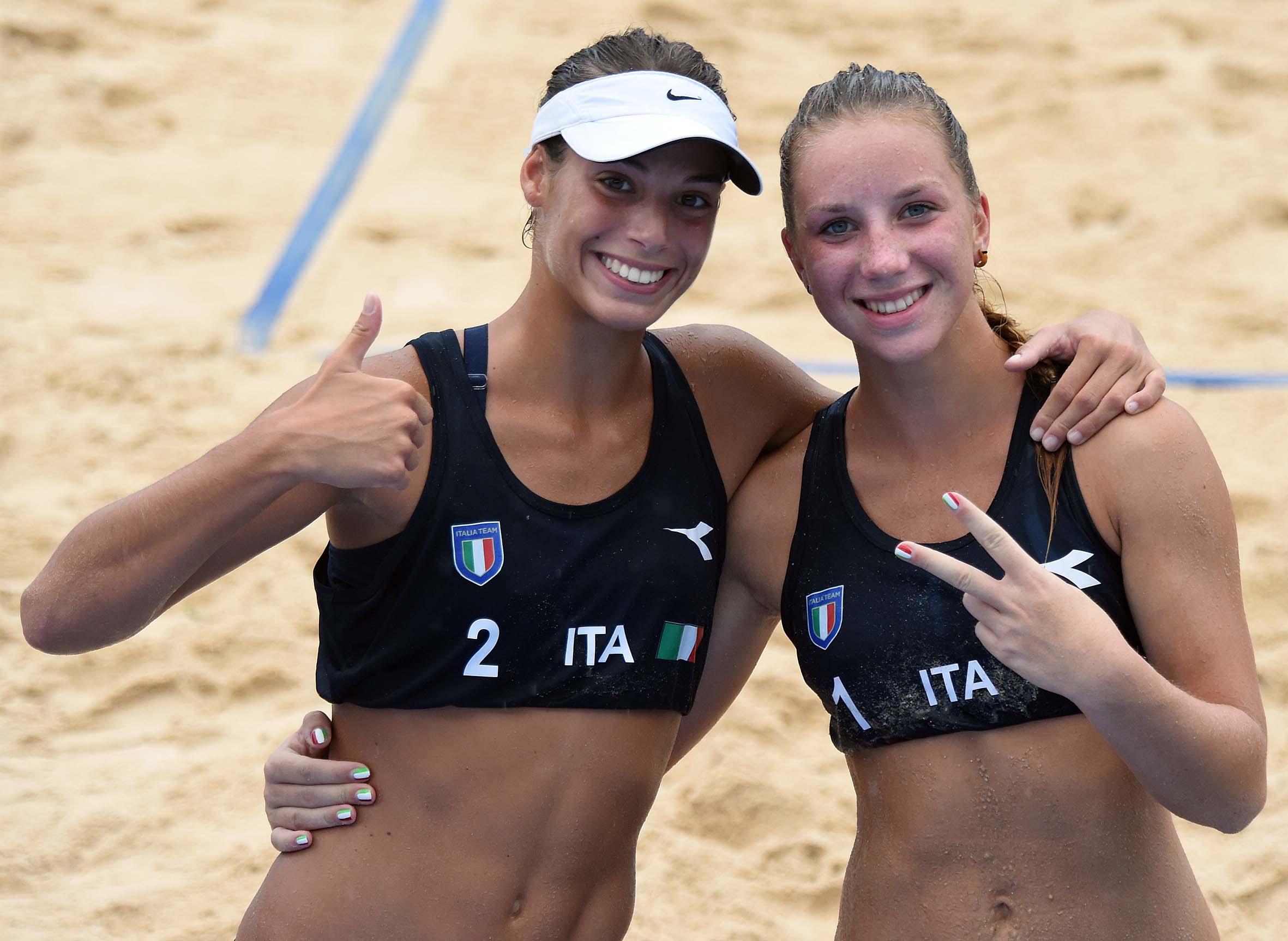 Beach Volley Femminile 50