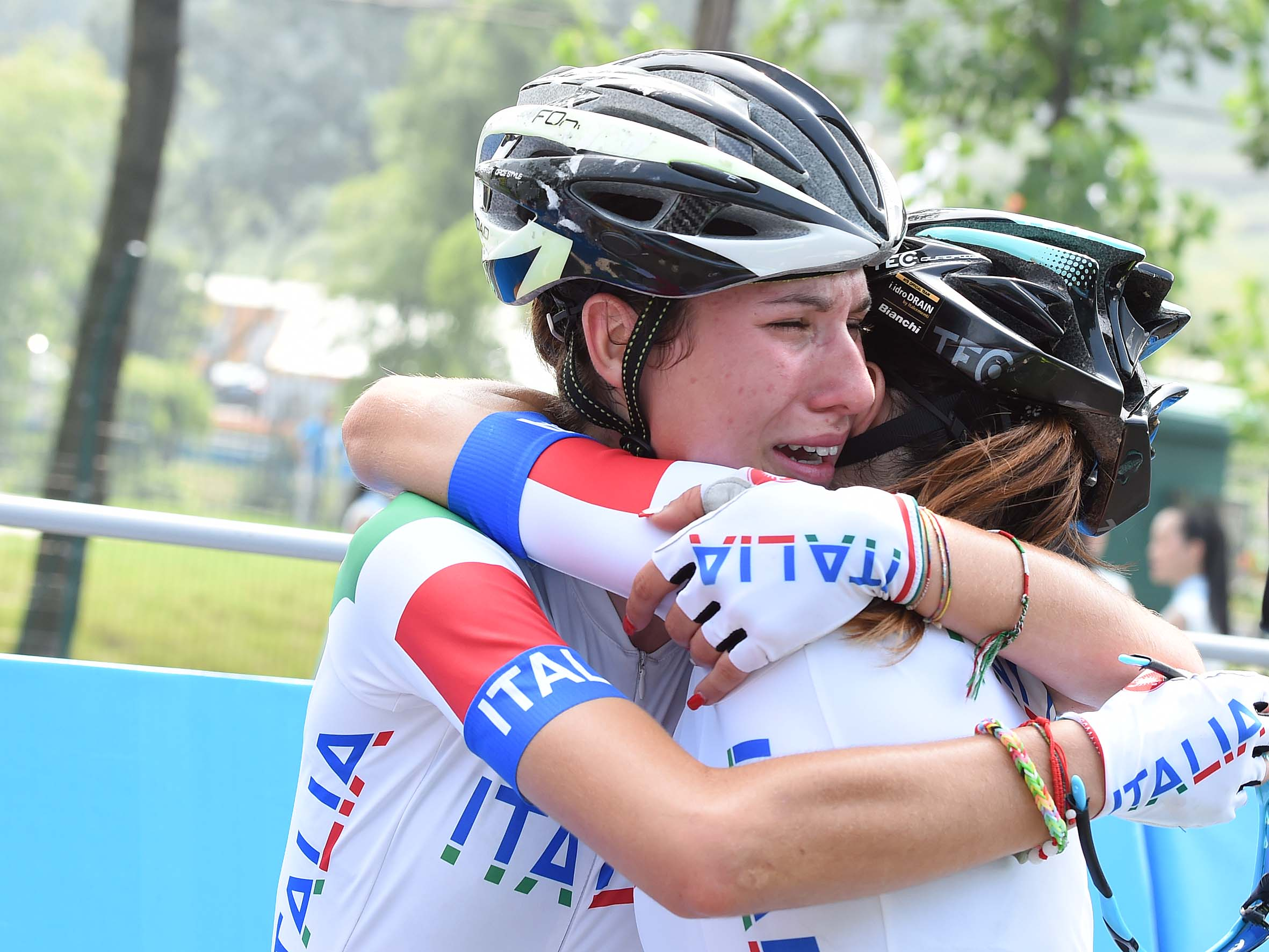 Ciclismo donne 12