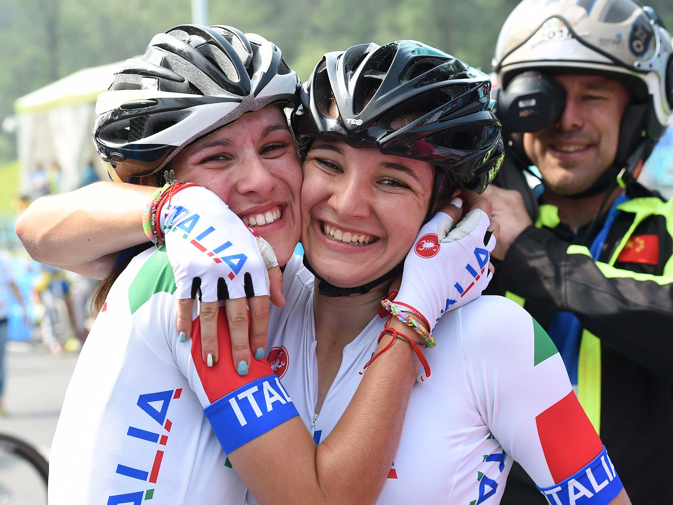 Ciclismo donne 14
