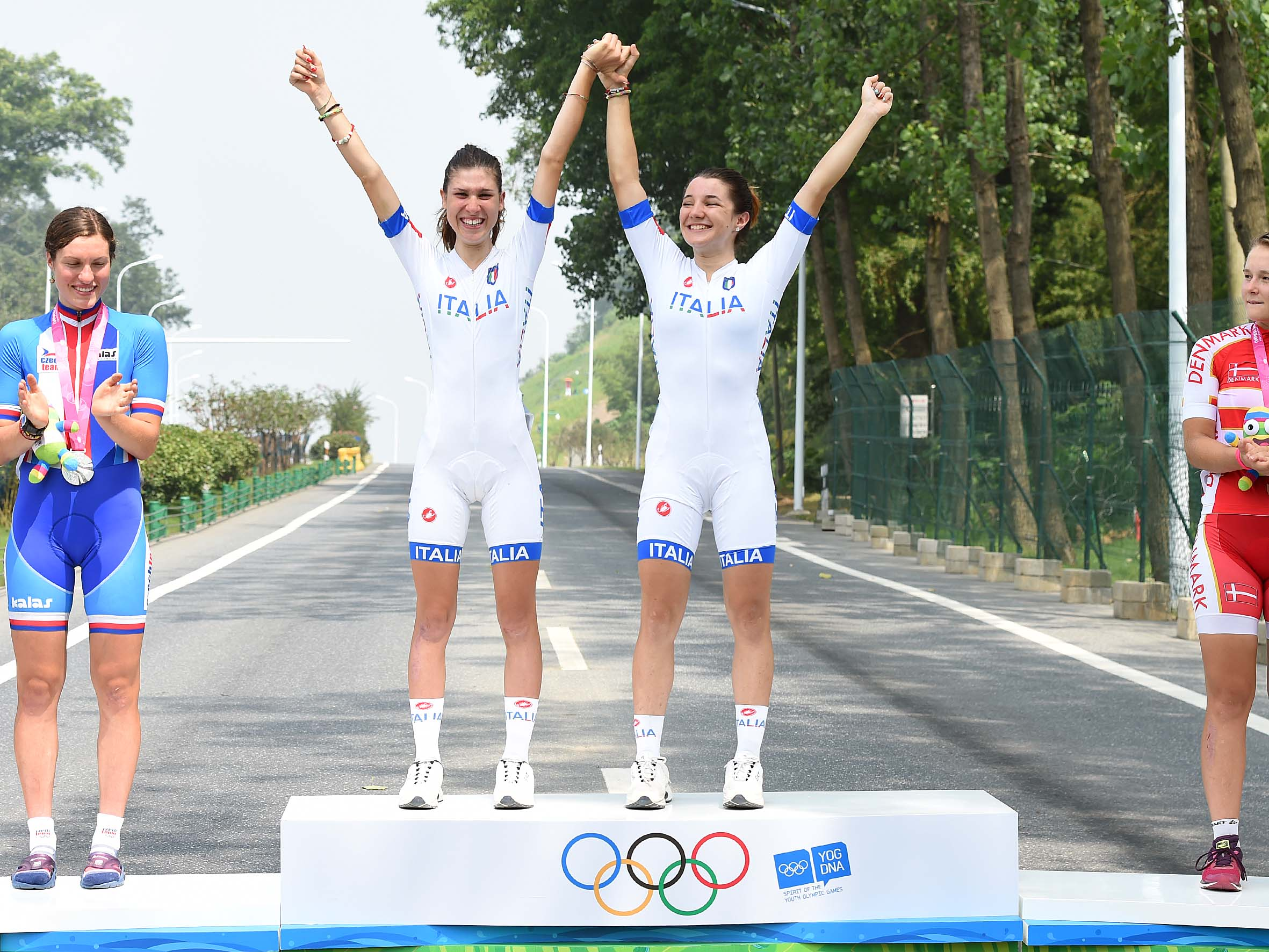 Ciclismo donne 24