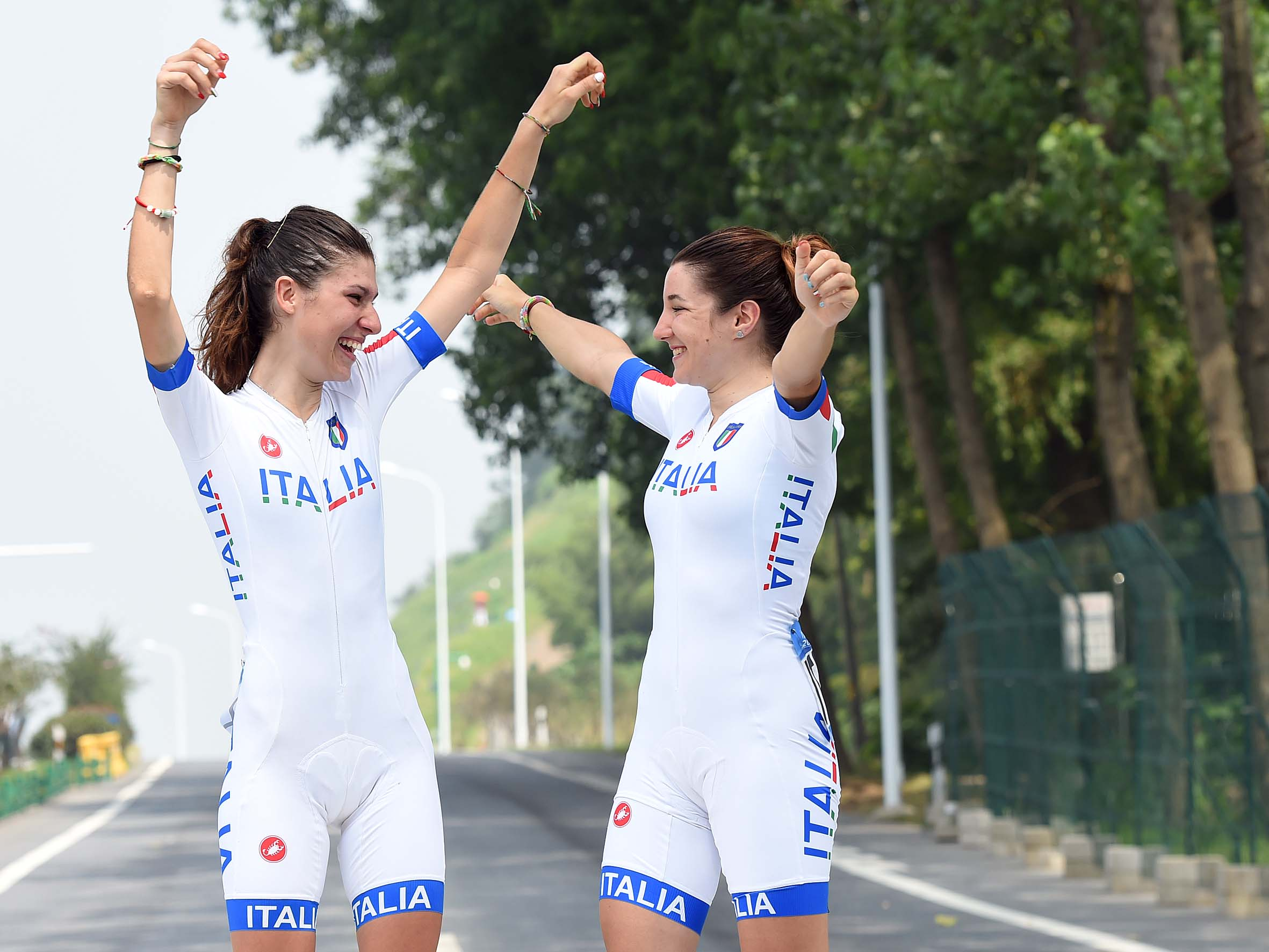 Ciclismo donne 25