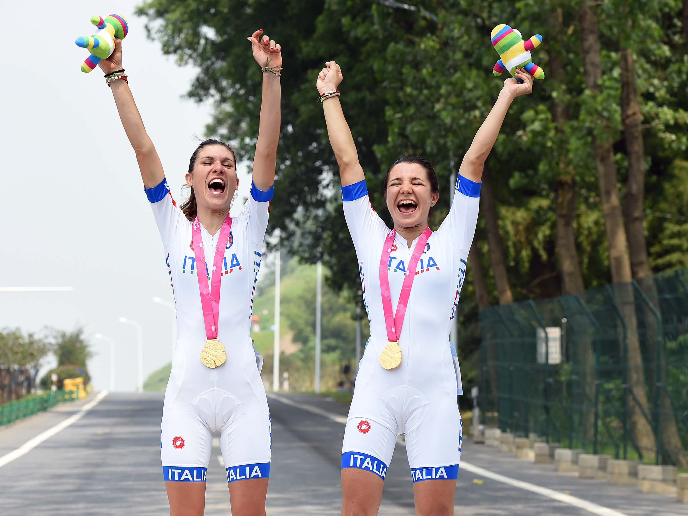 Ciclismo donne 30