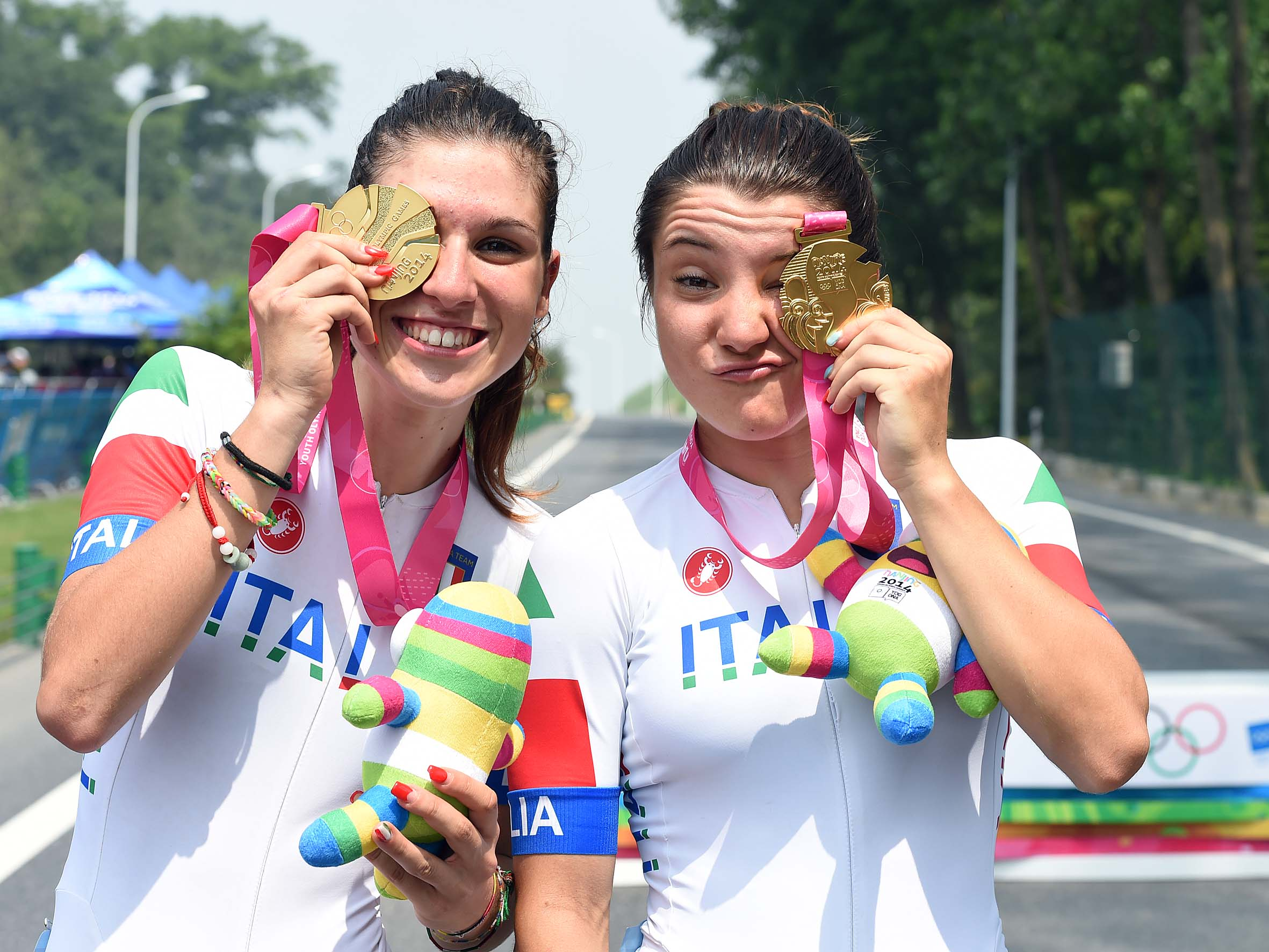 Ciclismo donne 44