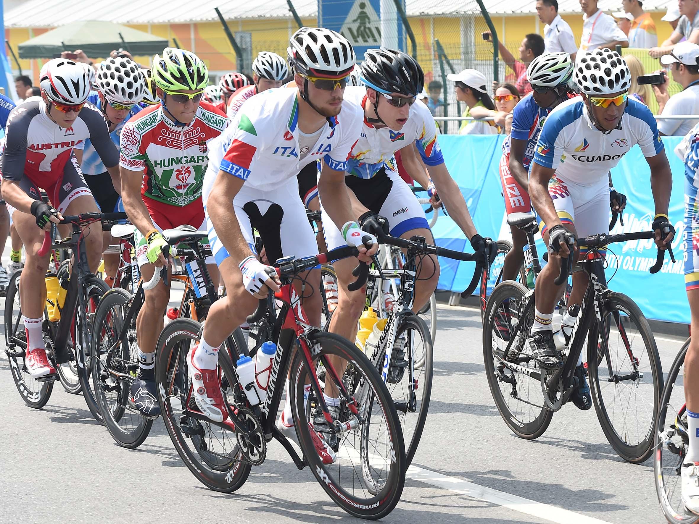 Ciclismo Uomini 05