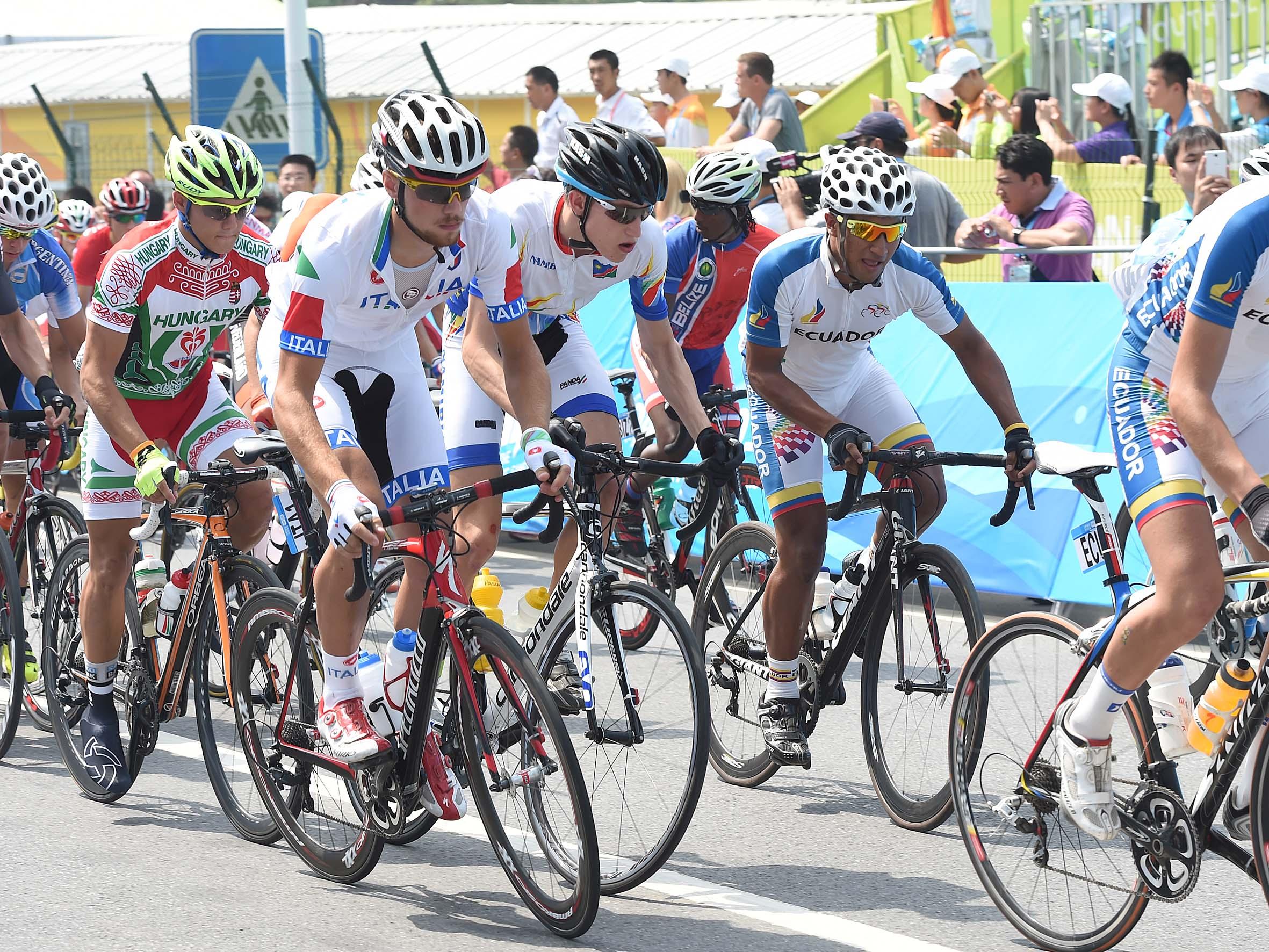 Ciclismo Uomini 06