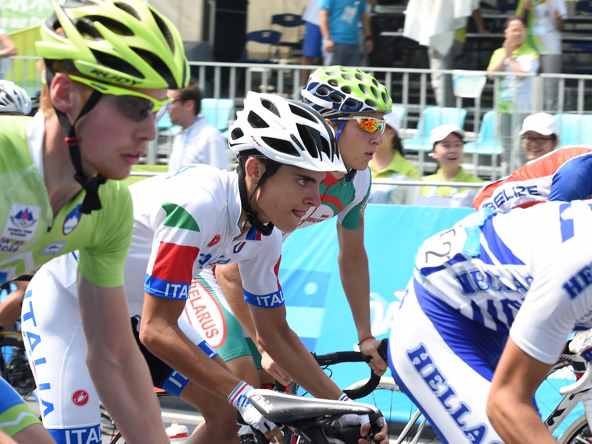 Ciclismo Uomini 07