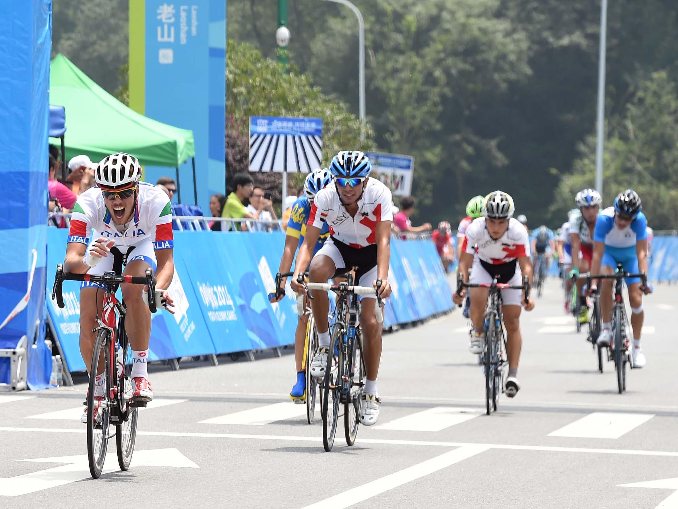 Ciclismo Uomini 08