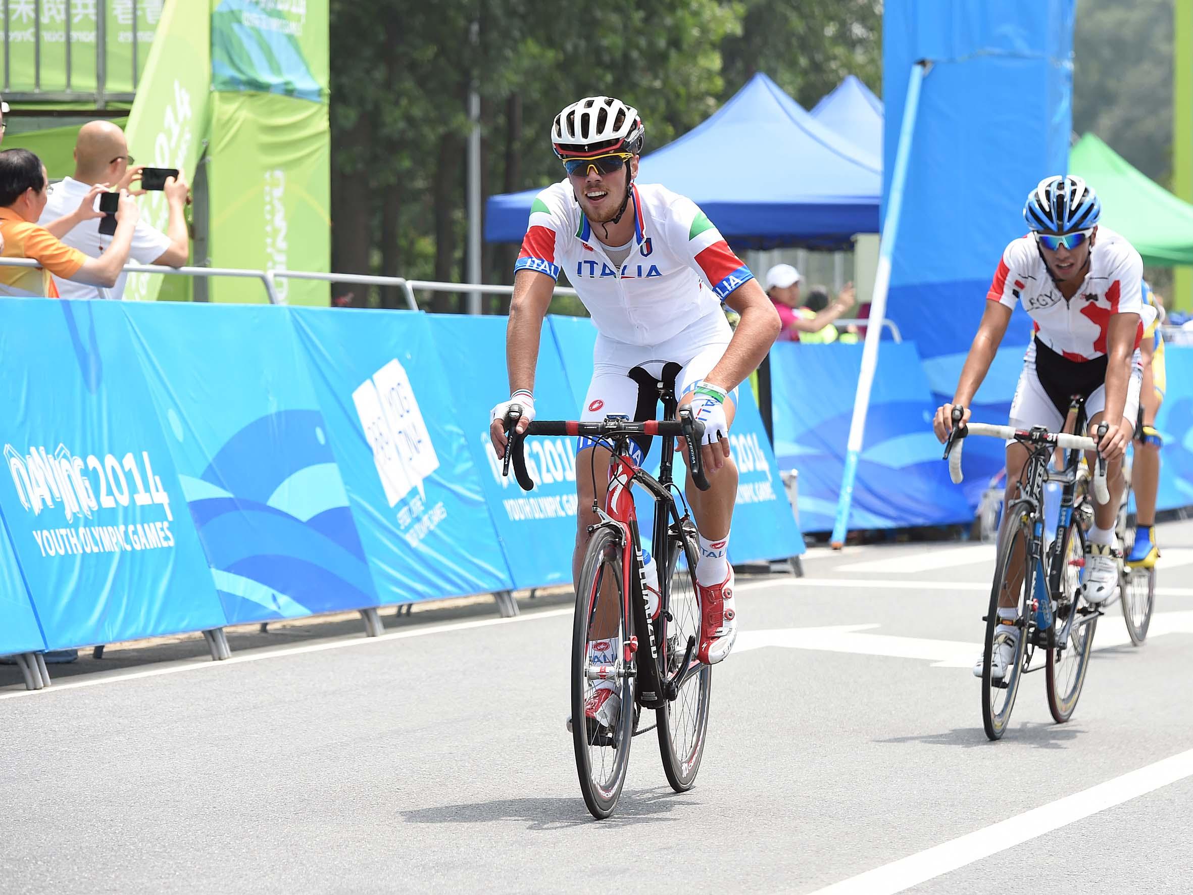 Ciclismo Uomini 09
