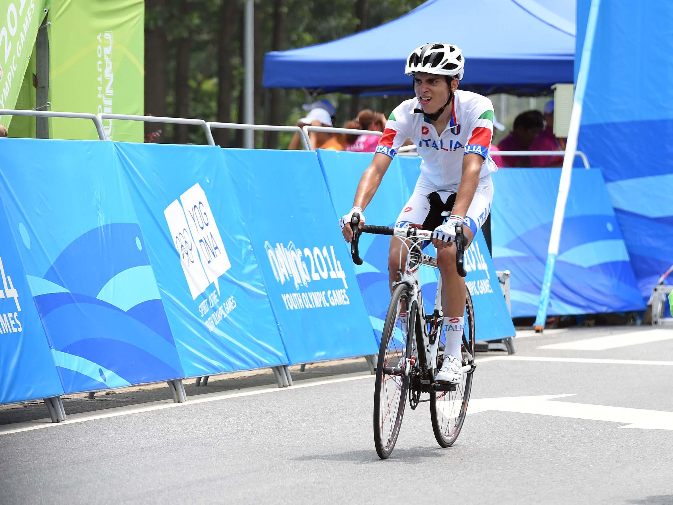 Ciclismo Uomini 10