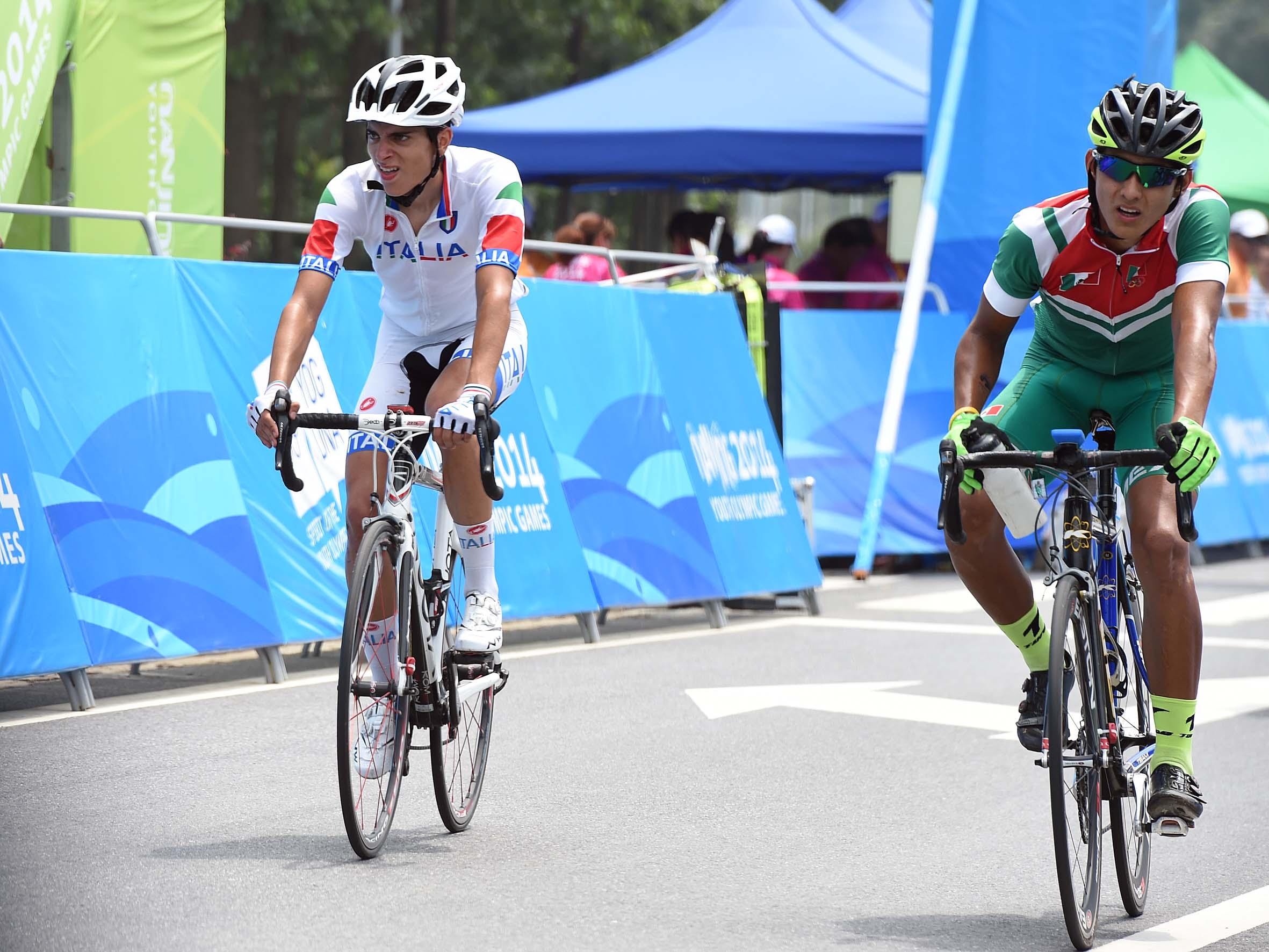 Ciclismo Uomini 11