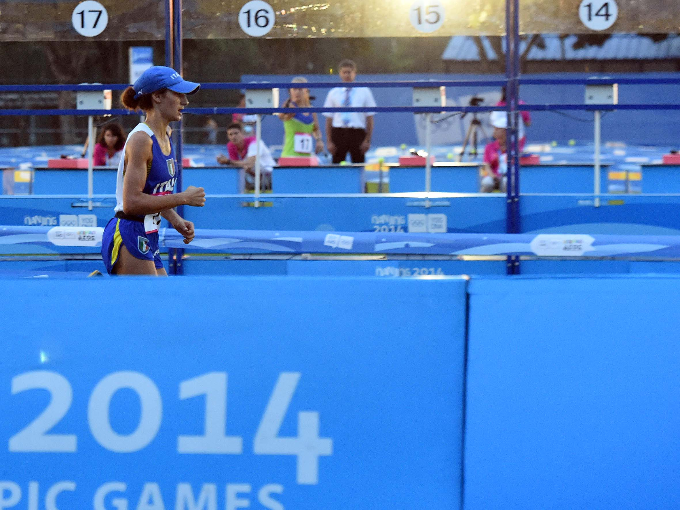 Pentathlon femminile 07