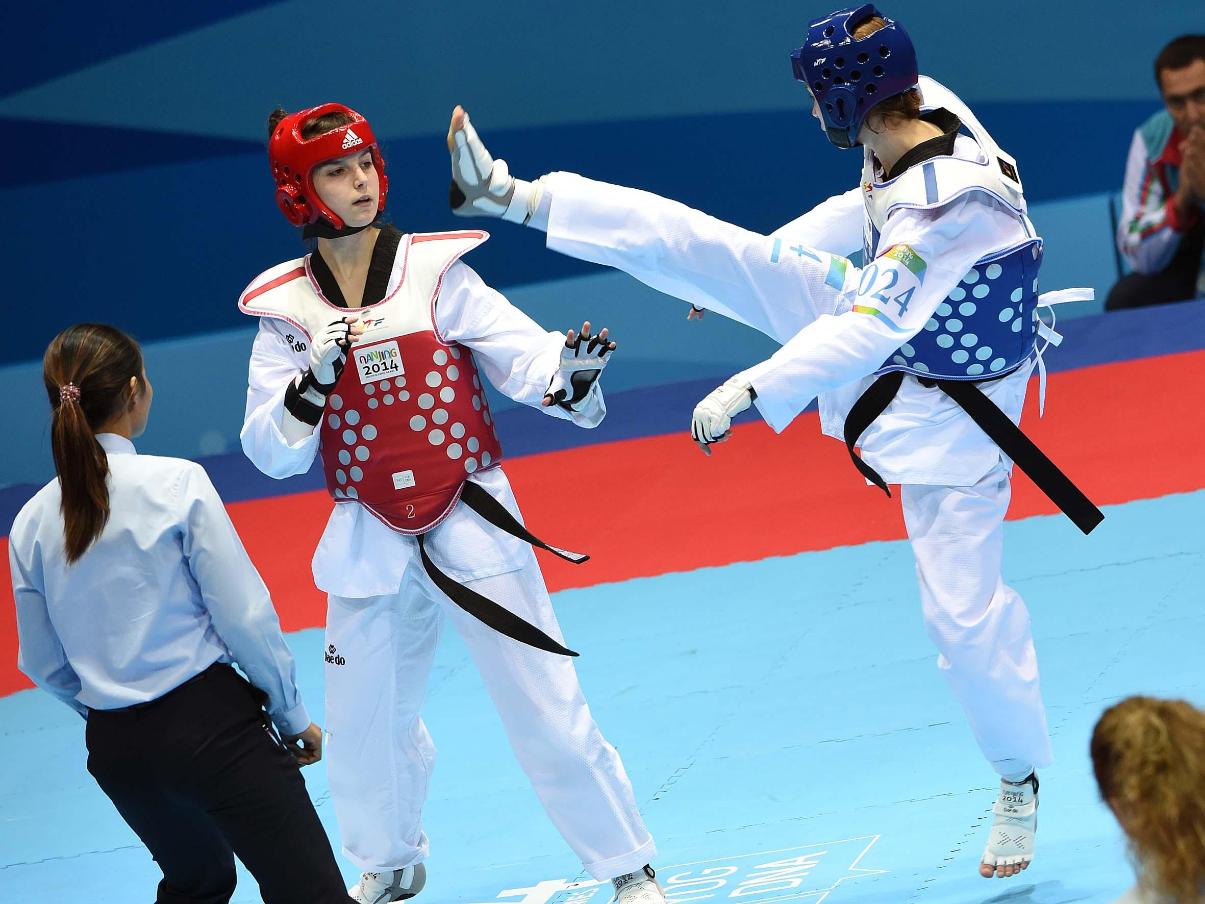 Taekwondo-55 Kg Donne 01