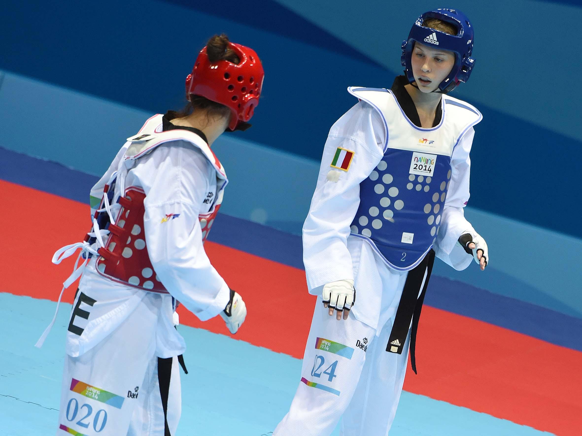 Taekwondo-55 Kg Donne 02