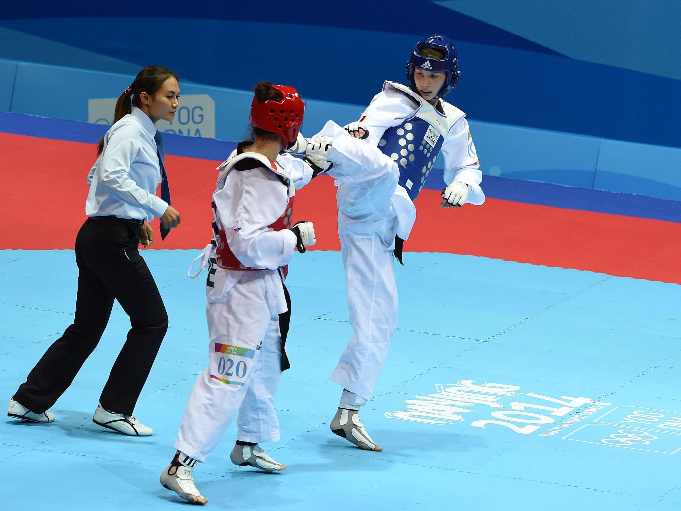 Taekwondo-55 Kg Donne 06