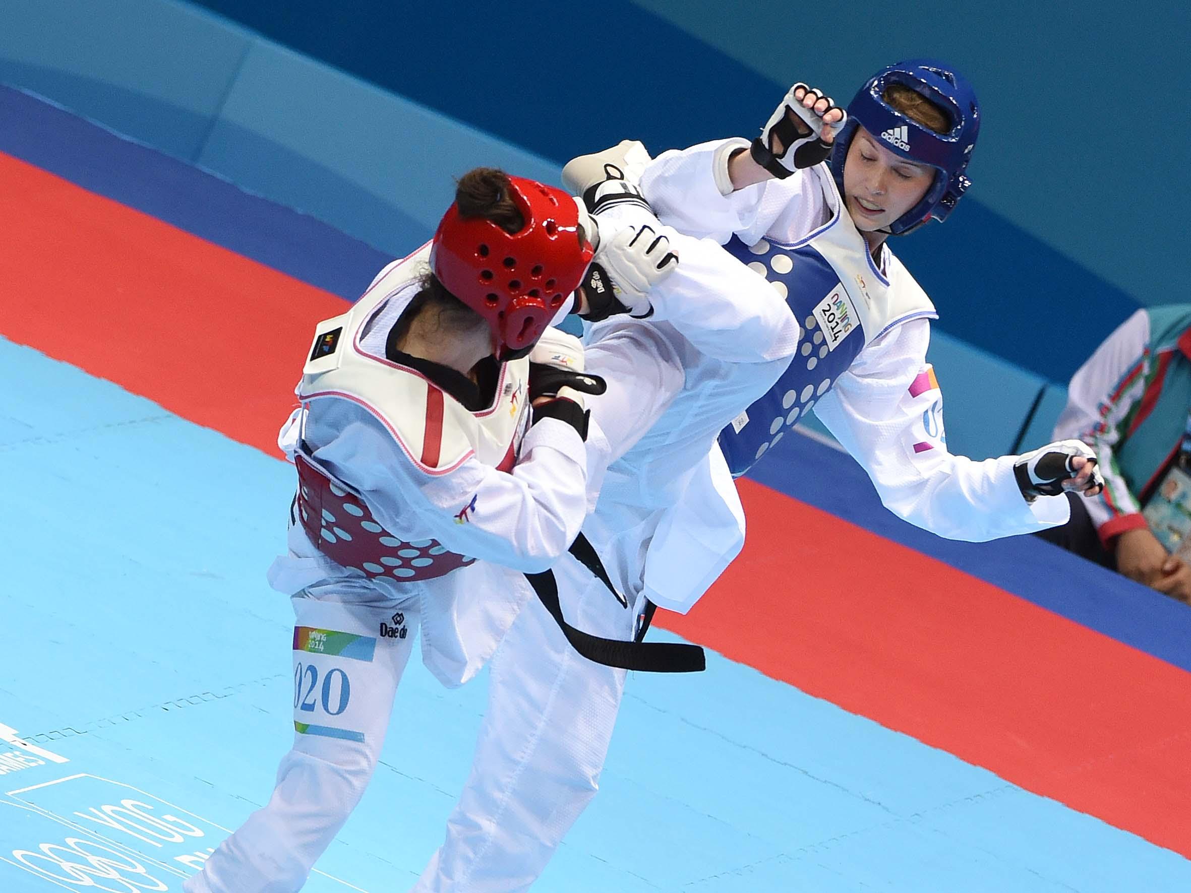 Taekwondo-55 Kg Donne 07