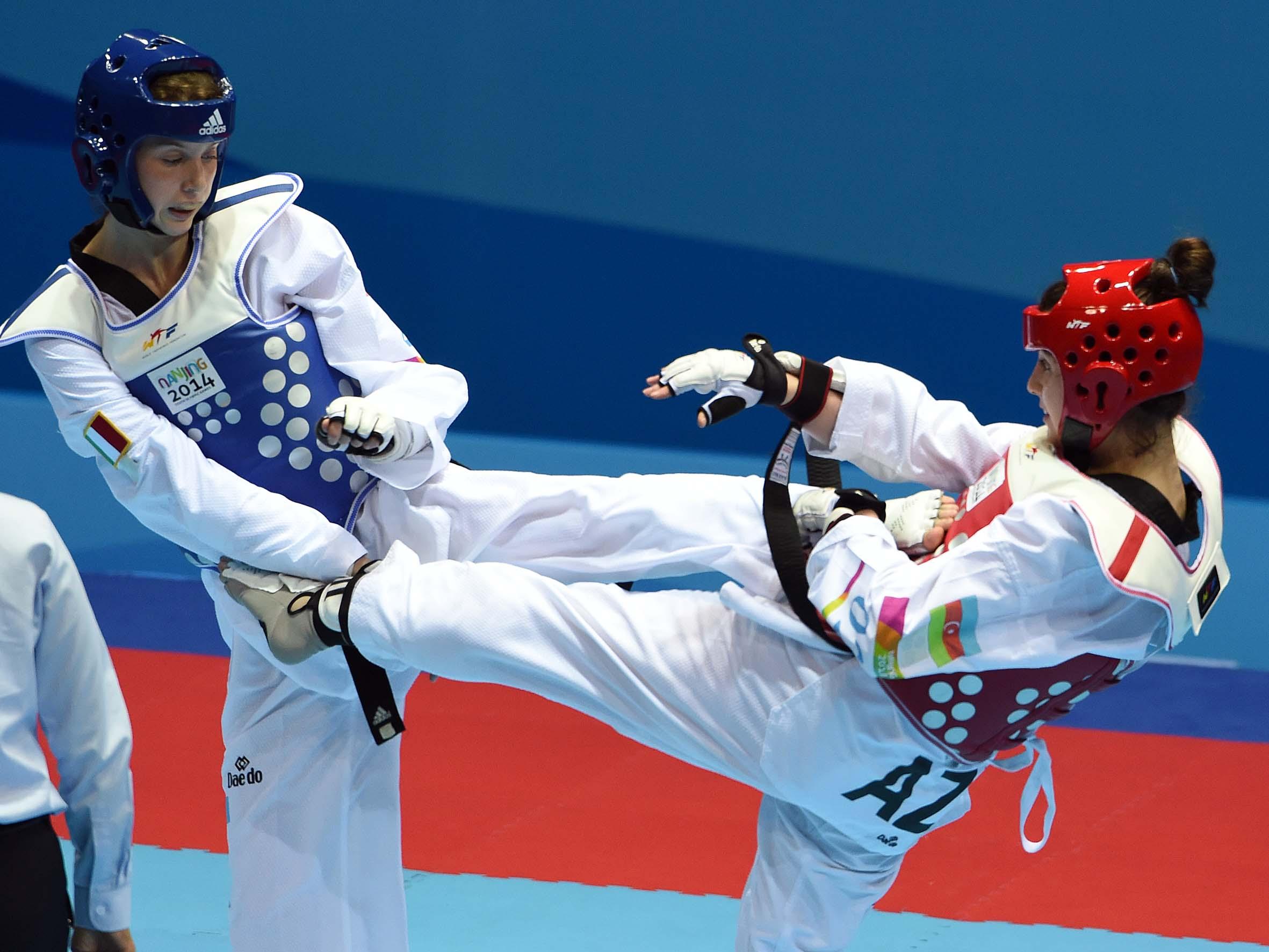 Taekwondo-55 Kg Donne 08