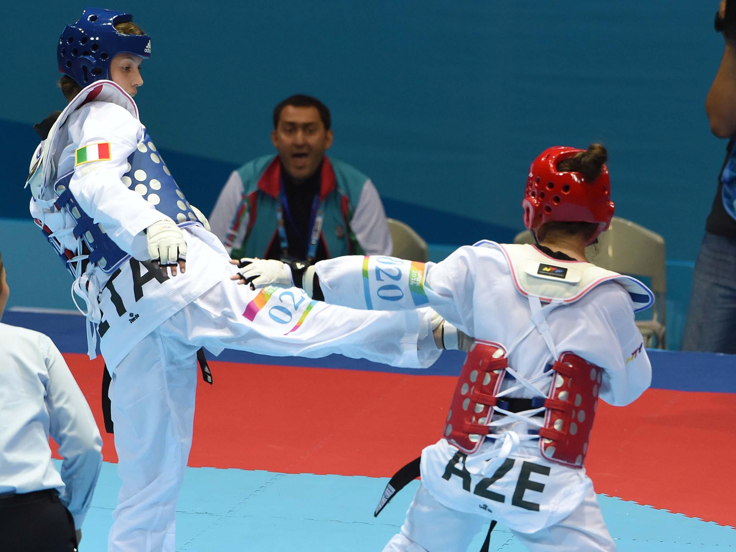 Taekwondo-55 Kg Donne 09