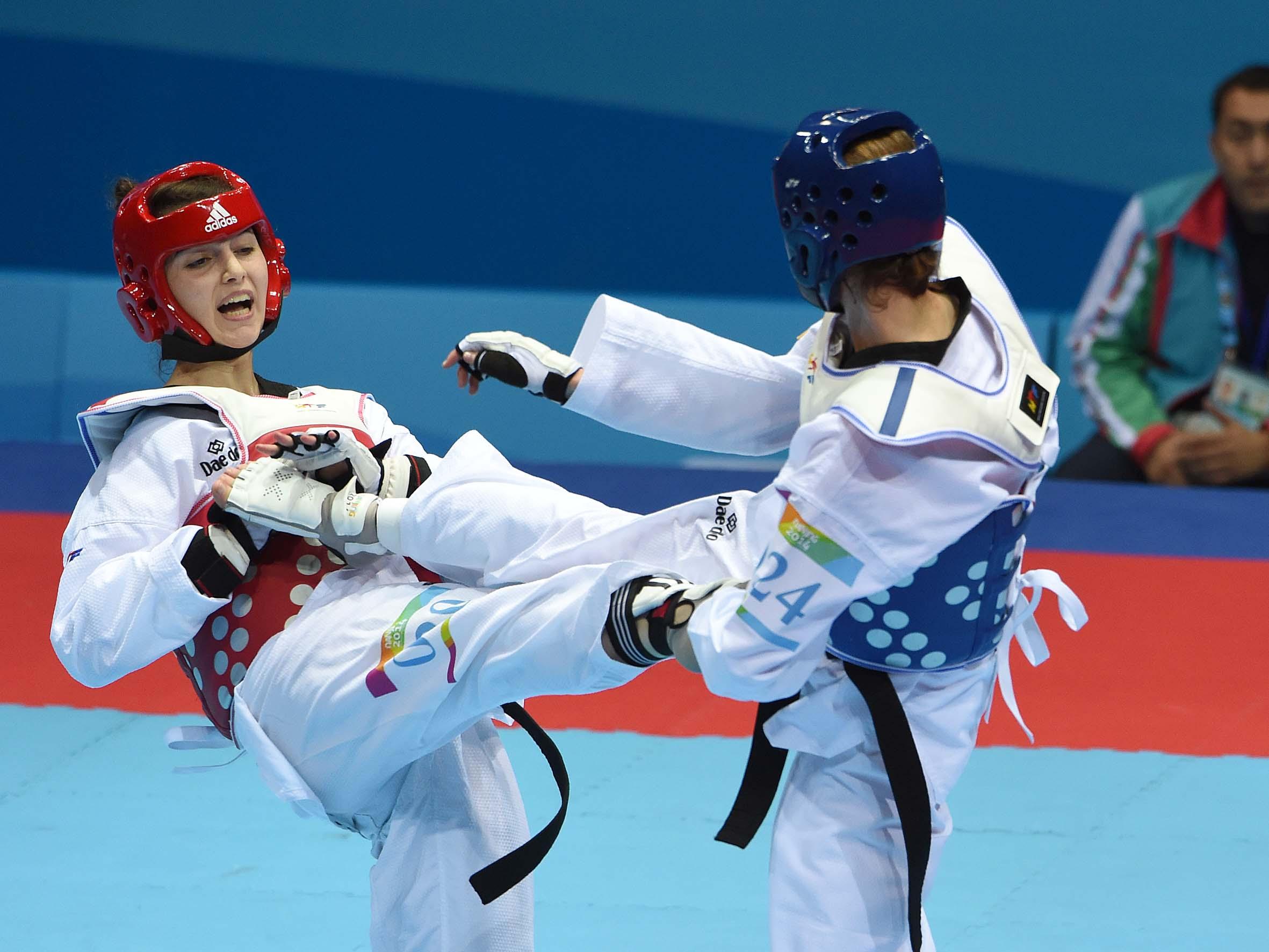 Taekwondo-55 Kg Donne 10