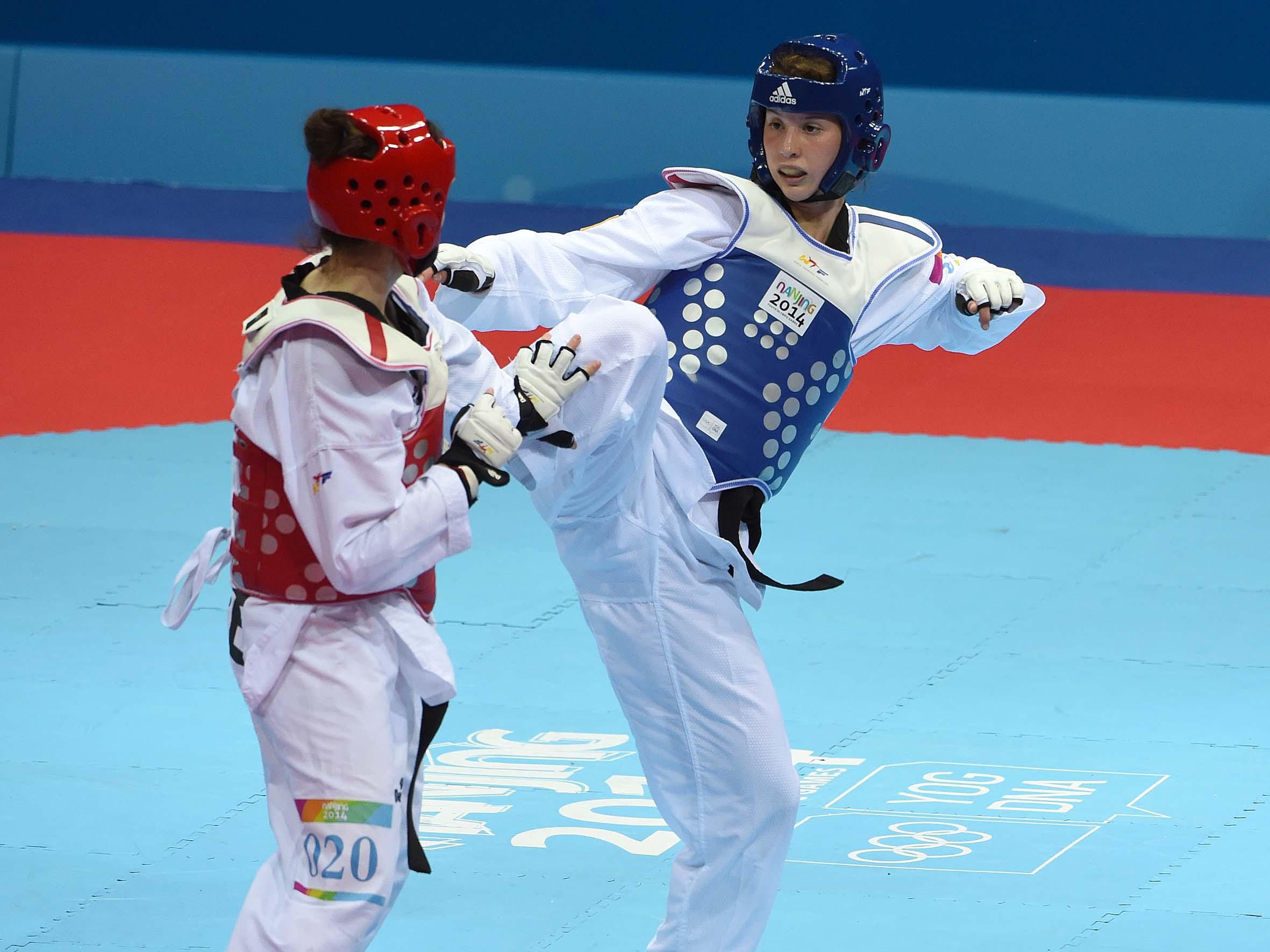 Taekwondo-55 Kg Donne 11